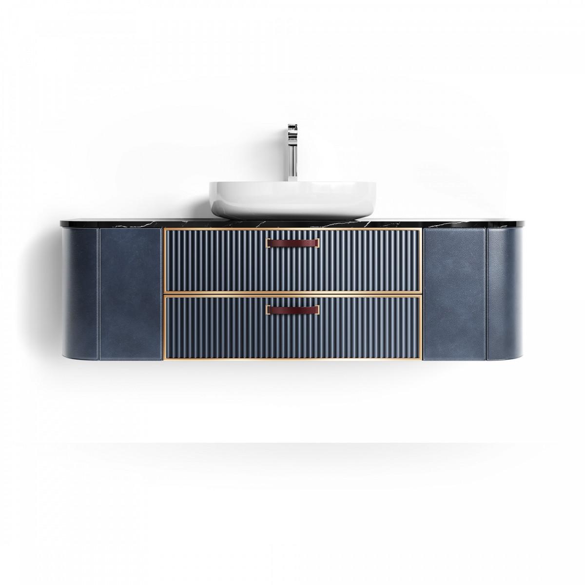 Подвесная тумба для ванной – Metropolitan Single